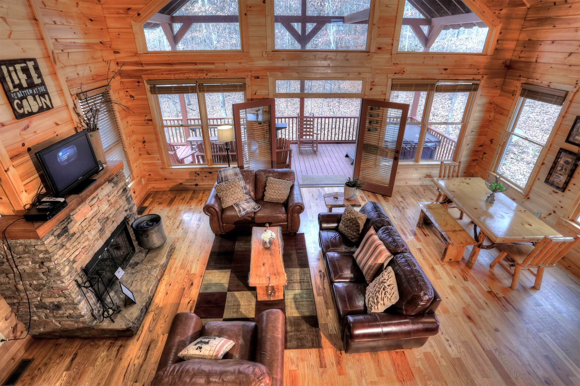 Large Group Cabin Rentals Family Reunions Cabins In Helen Georgia
