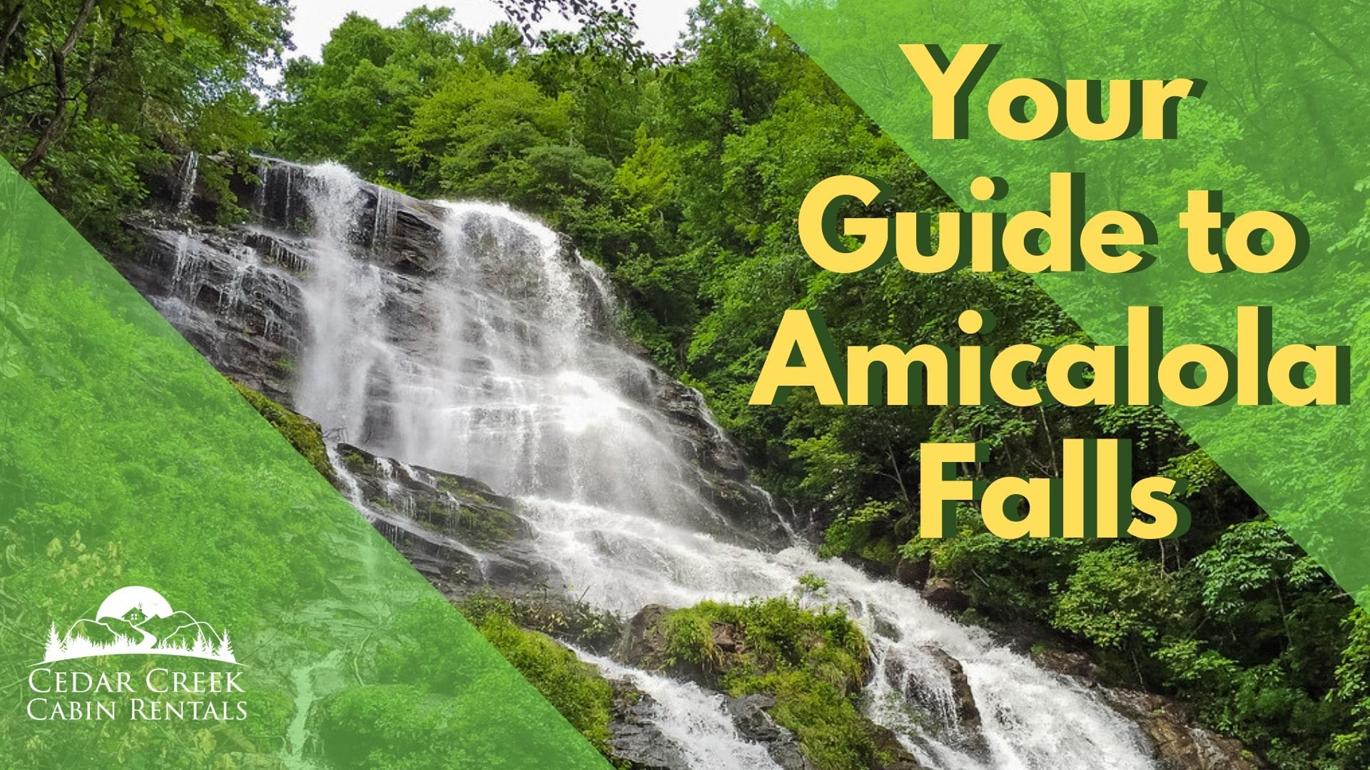 Amicalola Falls Everything You Need To Know About This