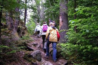 hiking helen ga