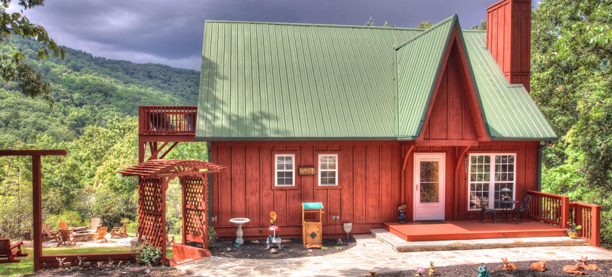 Gingerbread-Cedar-Creek-Cabin-Rentals-Helen-Georgia-home-Spring-banner
