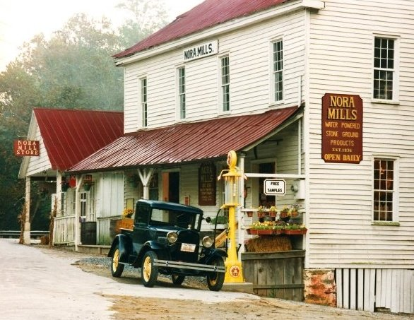 Nora-Mill-with-Truck