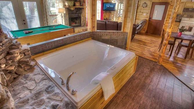 North-Georgia-Hot-Tub-Unlimited-access-Cedar-Creek-Cabin-Rentals-Helen-Georgia-inside-jacuzzi