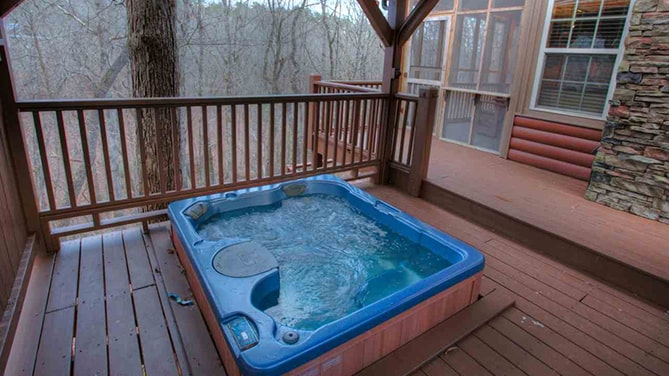 North-Georgia-Hot-Tub-privacy-Cedar-Creek-Cabin-Rentals-Helen-Georgia-inside-jacuzzi