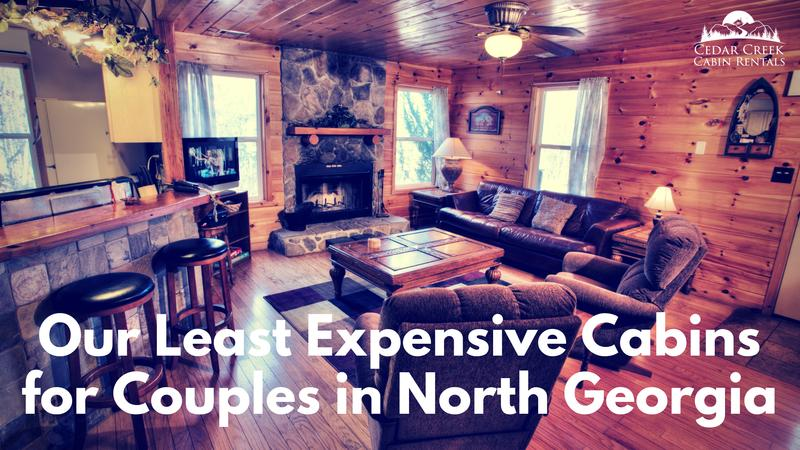 Our-Least-Expensive-Cabins-for-Couples-in-North-Georgia-Blog-Banner