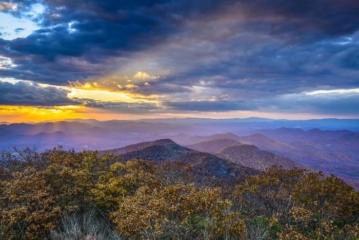 blue-ridge-mountains-shutterstock_213140653