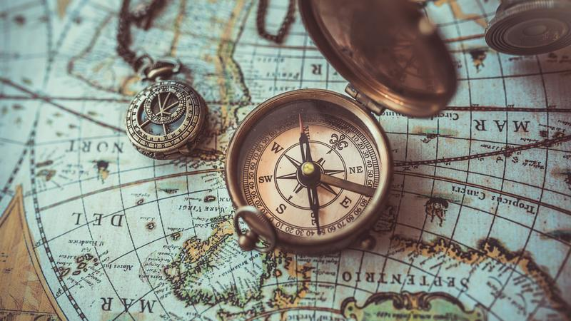 compass-map-shutterstock_541520356