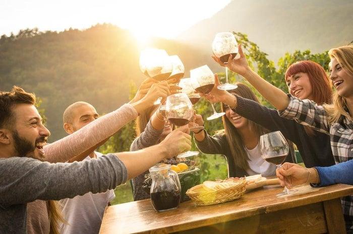 friends-toasting-drinks-shutterstock_486675022