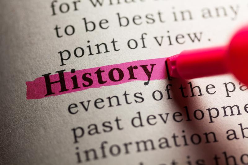 history-highlighter-marker-shutterstock_252457630