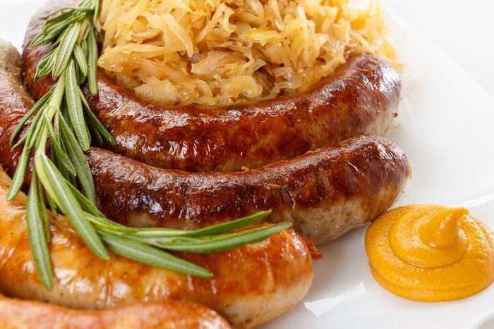 sausage-shutterstock_313555199