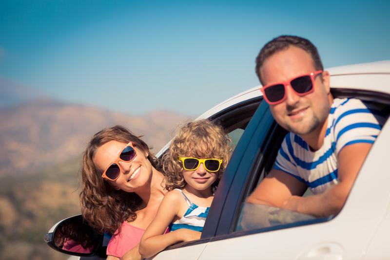 small-family-road-trip-car