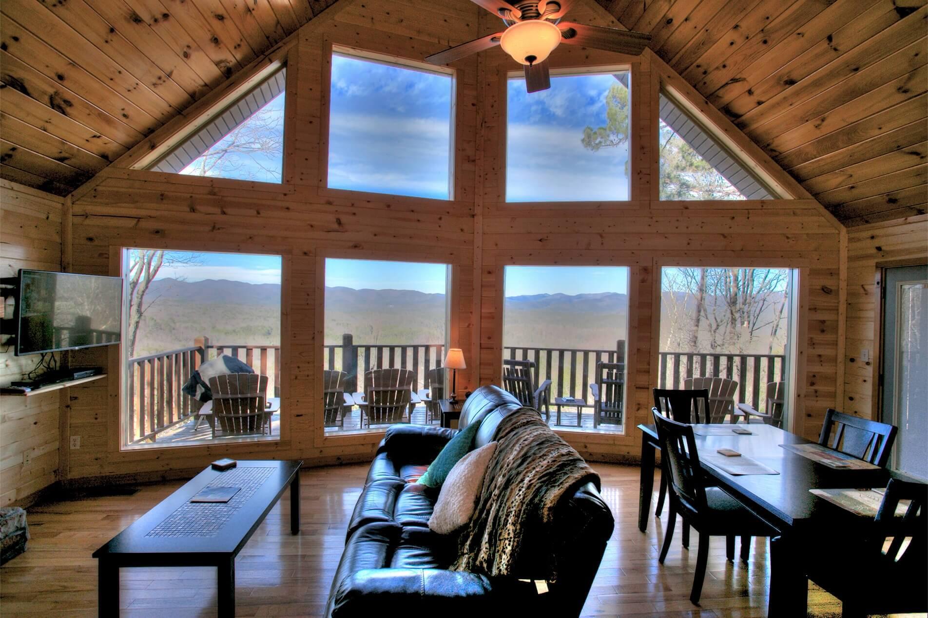Family Cabin Almost Heaven