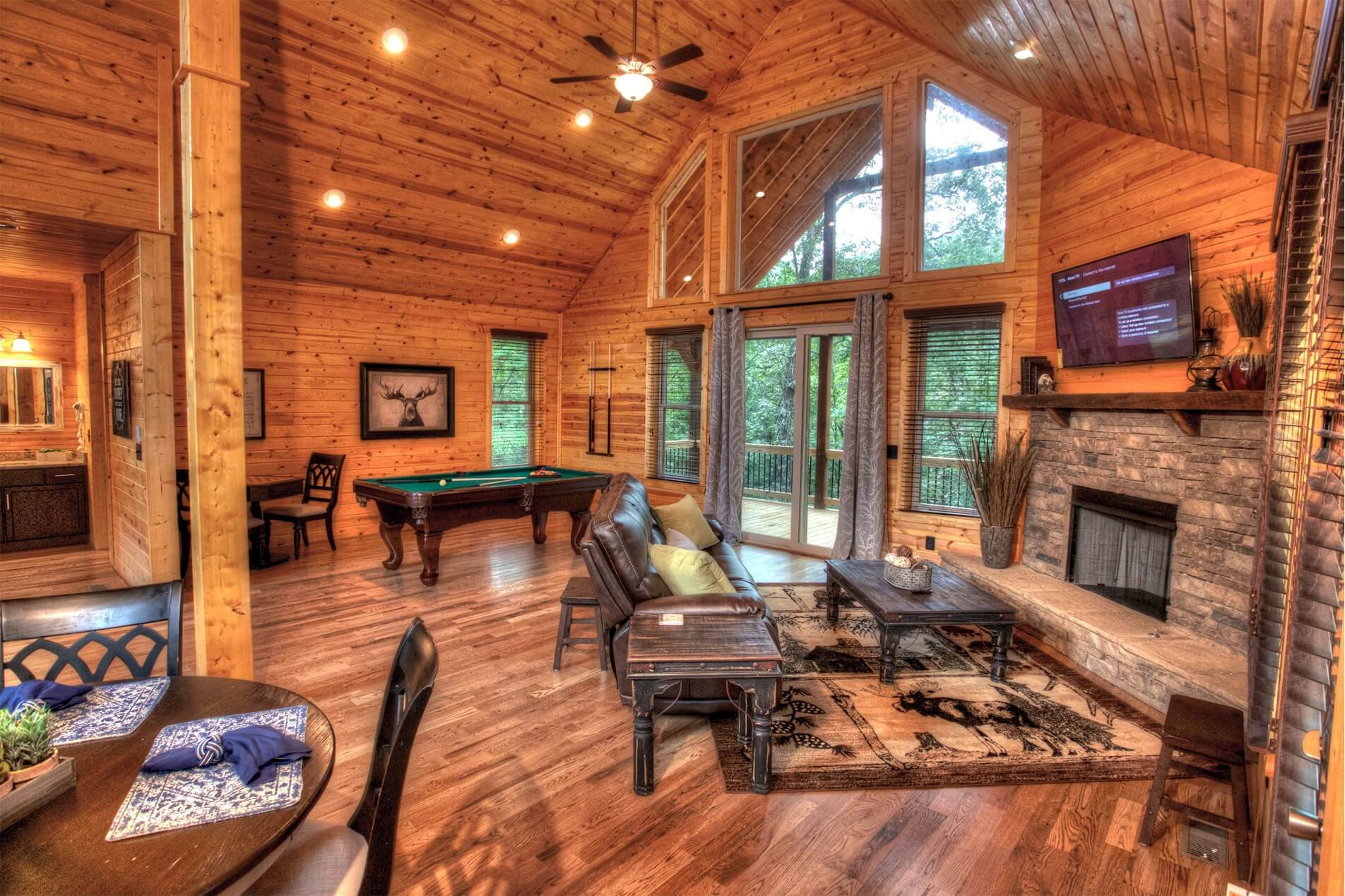 Destiny | Vacation Cabin Rental In Helen Georgia