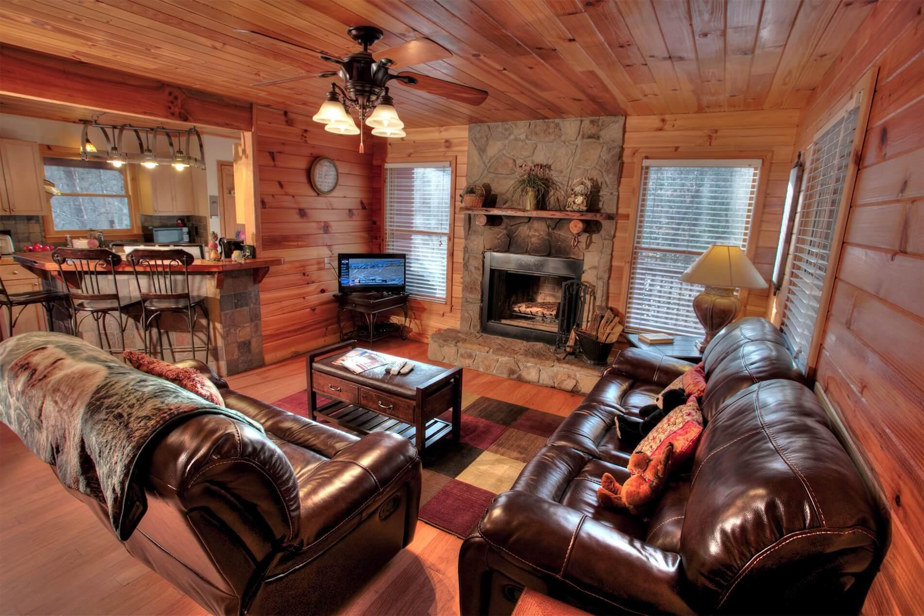 helen min ha sautee ga antler peak from luxury vacation property cabin in a cabins