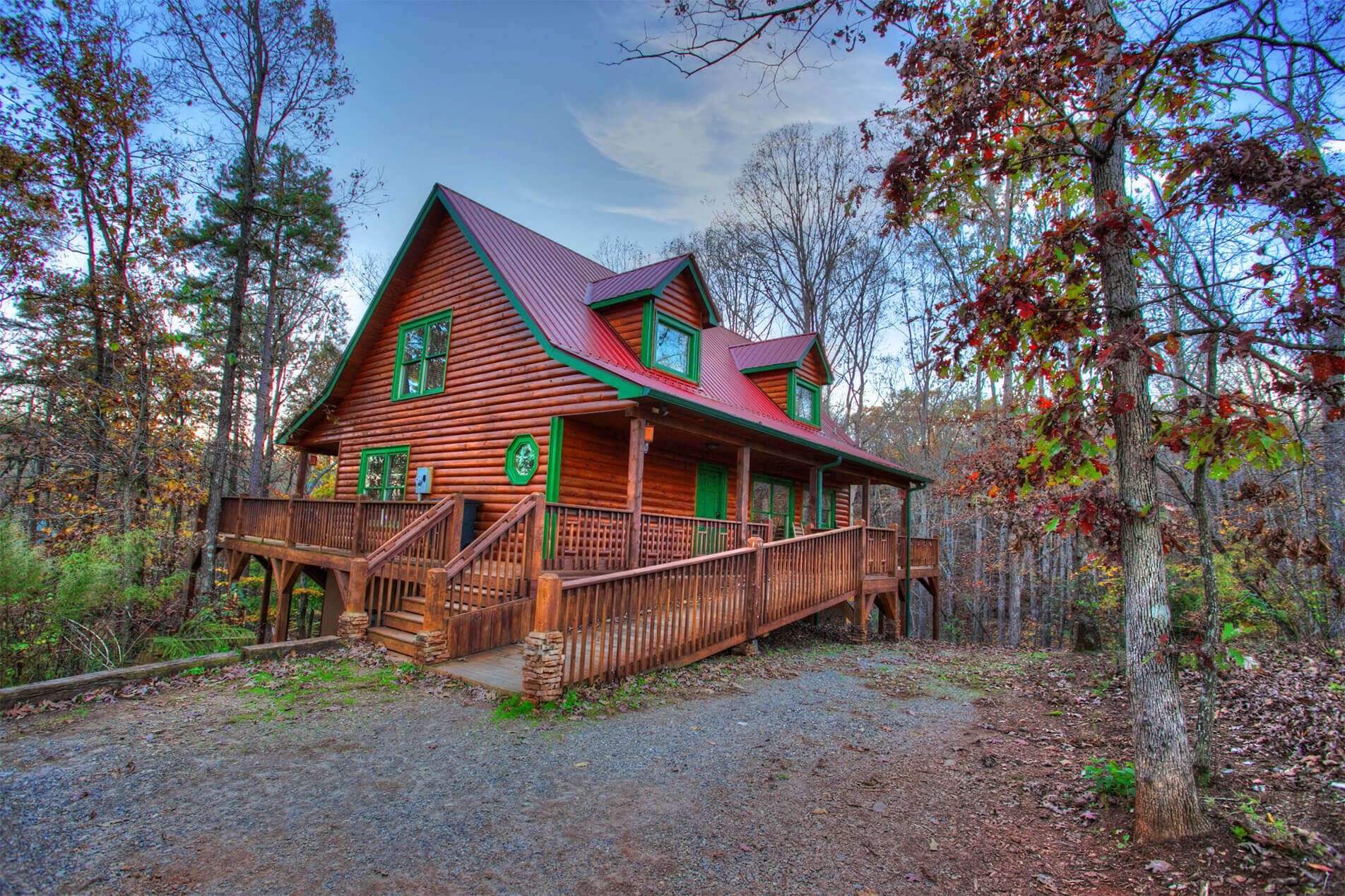 Handicap Accessible Cabin Whispering Pines