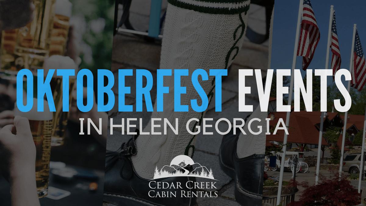 Helen Georgia Halloween 2020 Helen Georgia Oktoberfest 2019: Schedule of Events