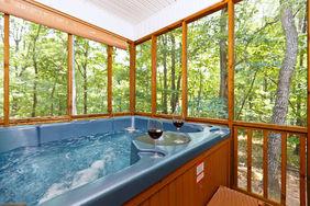 Helen-GA-cabin-rentals Moose Hollow