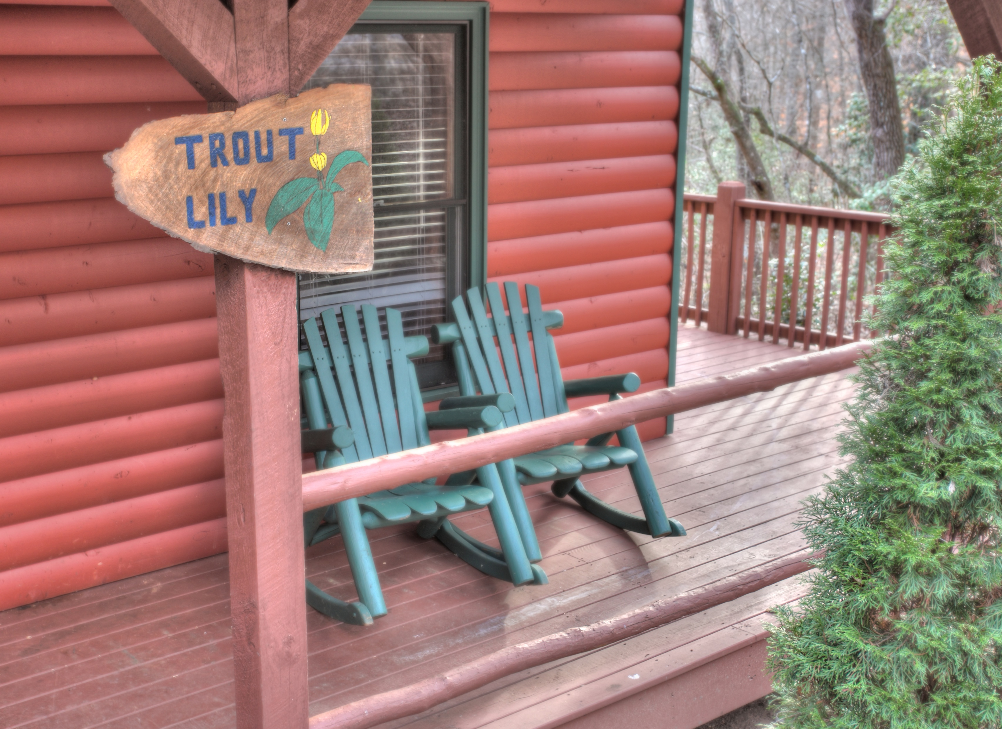 trout-lily-cabin-helen-ga-entrance-rentals