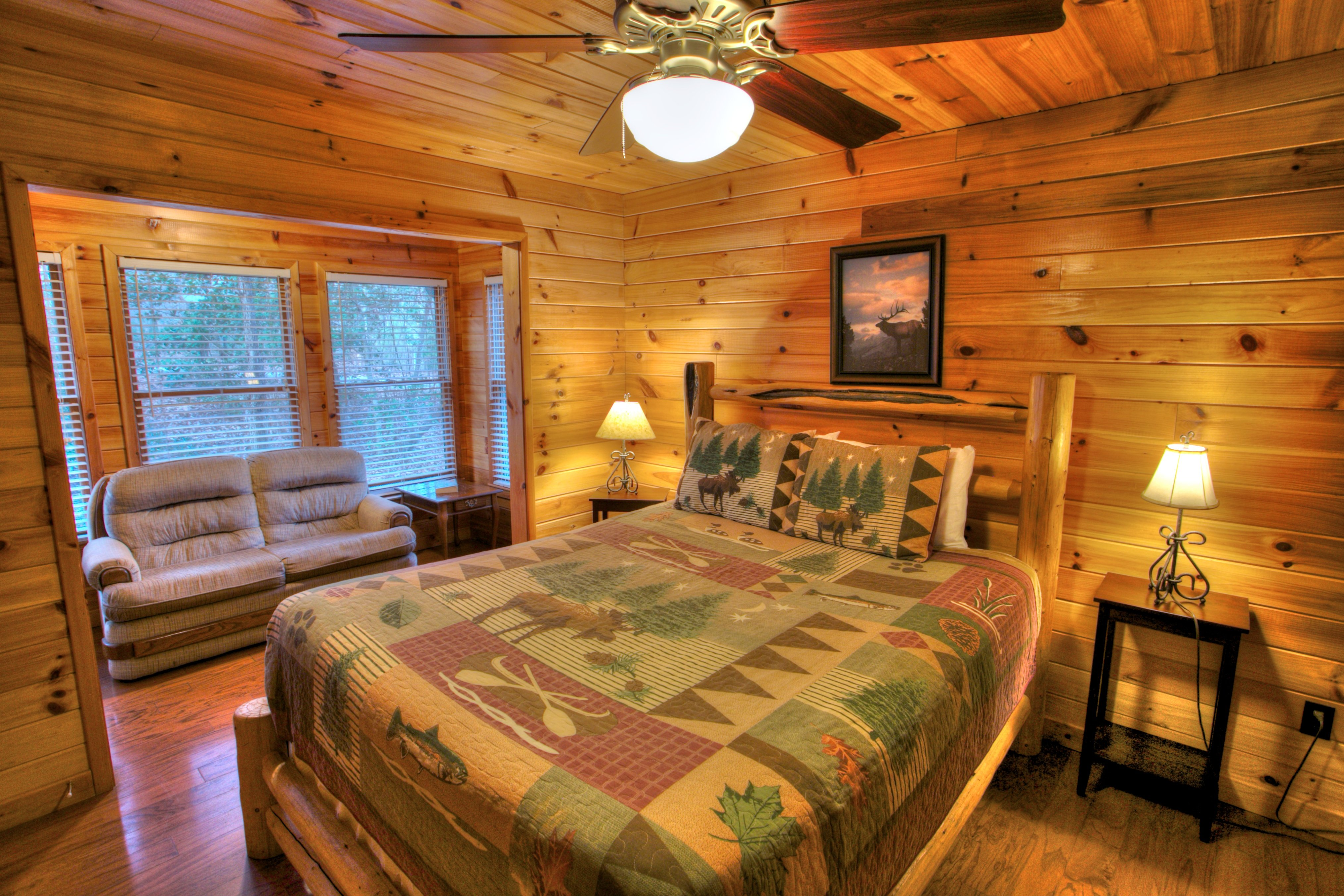 trout-lily-cabin-helen-ga-bedroom