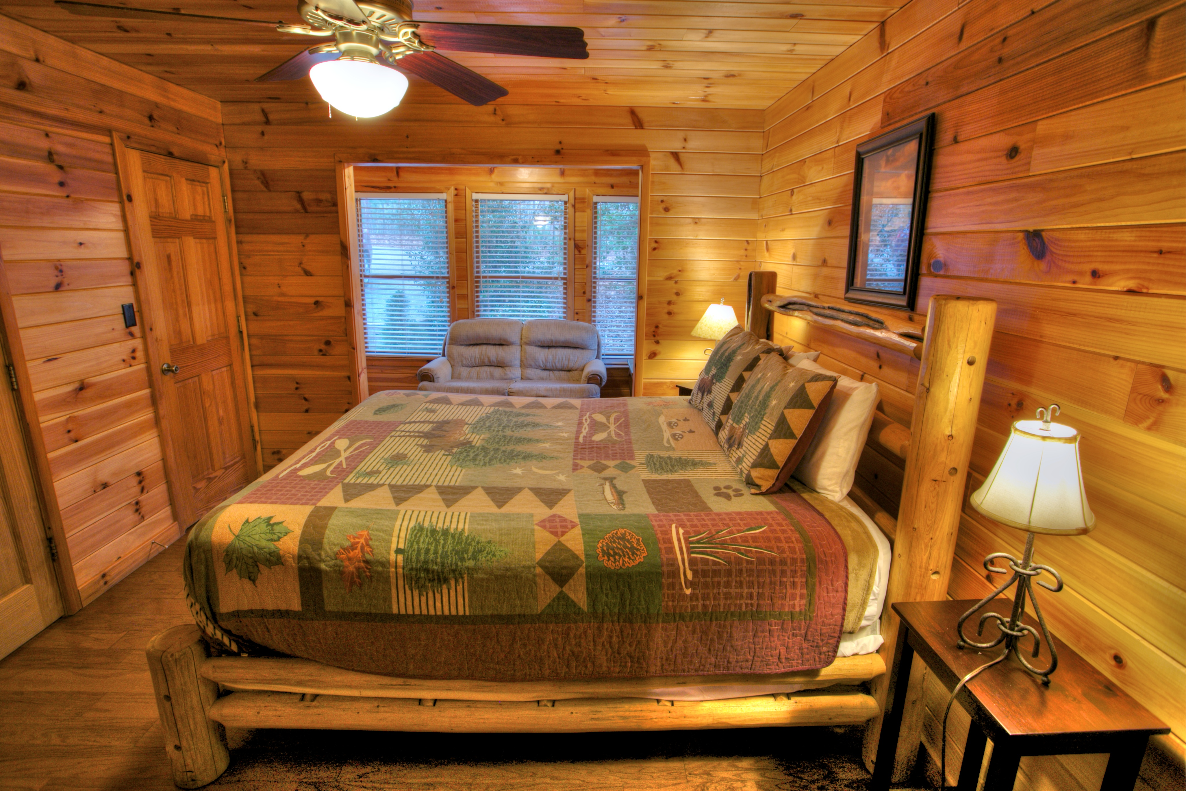 trout-lily-cabin-helen-ga-bed-room-rentals