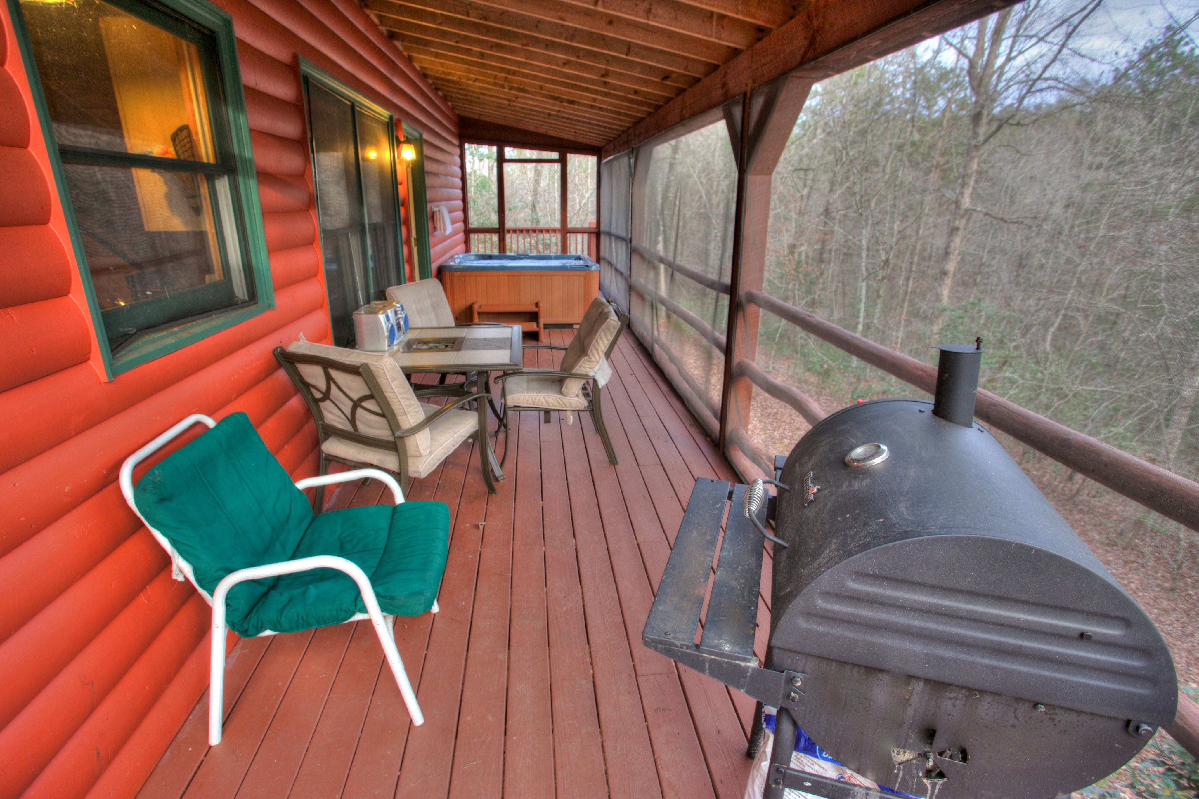 trout-lily-cabin-helen-ga-bbq